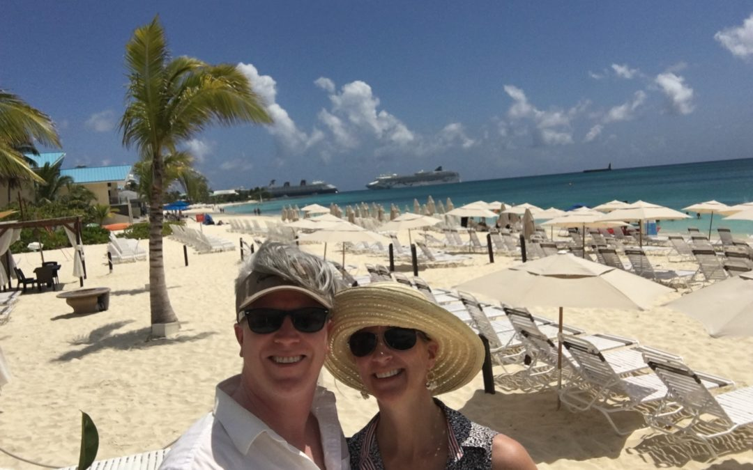 First stop, Georgetown Grand Cayman