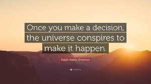 The Power of Decision.